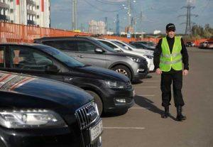 Охрана автостоянок и парковок