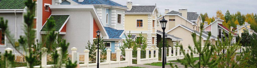 Охрана посёлков и кооперативов